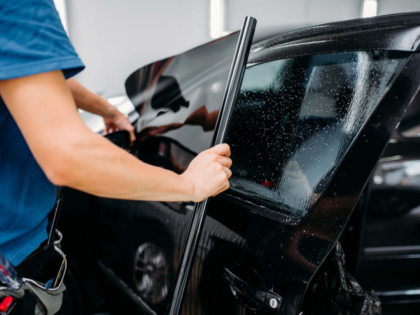 Keep Your Car Cool With Tinted Windows